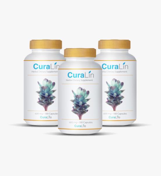 CuraLin 3 Pack
